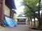 天皇神社の境内社(稲荷神社、津島神社、秋葉神社)