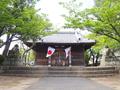 [神仏][神社] 天皇神社拝殿