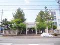 [神仏][神社] 天皇神社(静岡県焼津市)