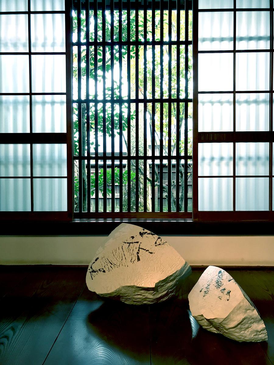 島田市博物館分館、陶芸展示