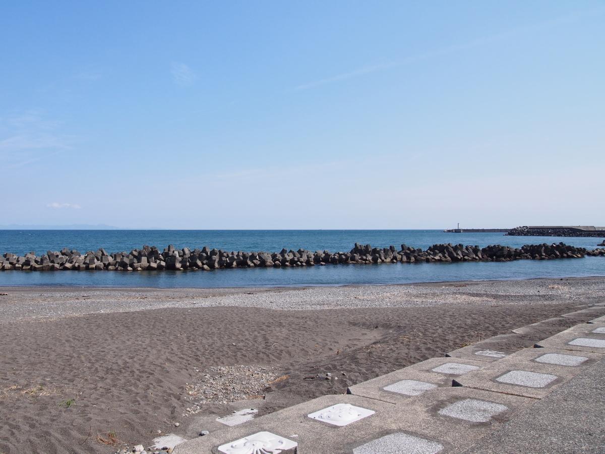浜当目海岸