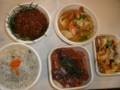 2008年10月19日 横浜南部市場にて(朝からこれ!)
