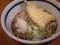 一心太助 田町 天ぷら蕎麦(冷ぶっかけ) 400円
