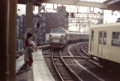 [東武][電車] 1982年夏 浅草駅ホーム 特急けごん