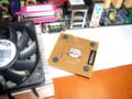 [CPU][Athlon]破裂音と共に焼けたAthlonXP(2004年10月)