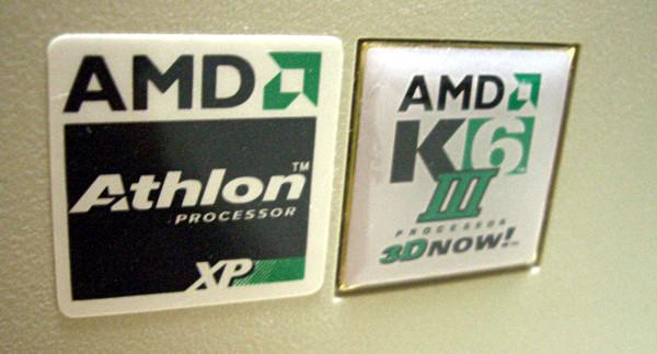 [AMD][Athlon][K-6]