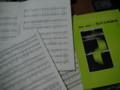 [合唱][楽譜]多田武彦…「吹雪の街を」を歌ったなぁ