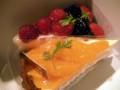 [ケーキ]ラゾーナ川崎 / オー・ファン・パレ'(Au Fin Palet)のタルト二種