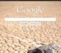 Steve Jobs死去をうけてGoogleの検索窓下にリンクが…
