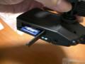 4,980円のドライブレコーダー。SDカードは32GBまで対応。