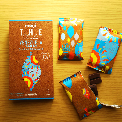 明治ザ・チョコレートのベネズエラ