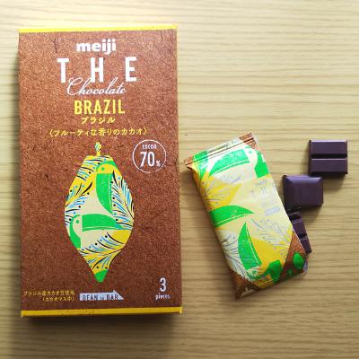 明治ザ・チョコレートのブラジル