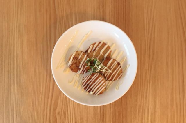 長芋のソテー
