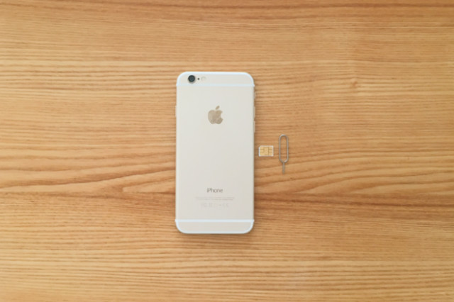 スマートフォンと格安SIM