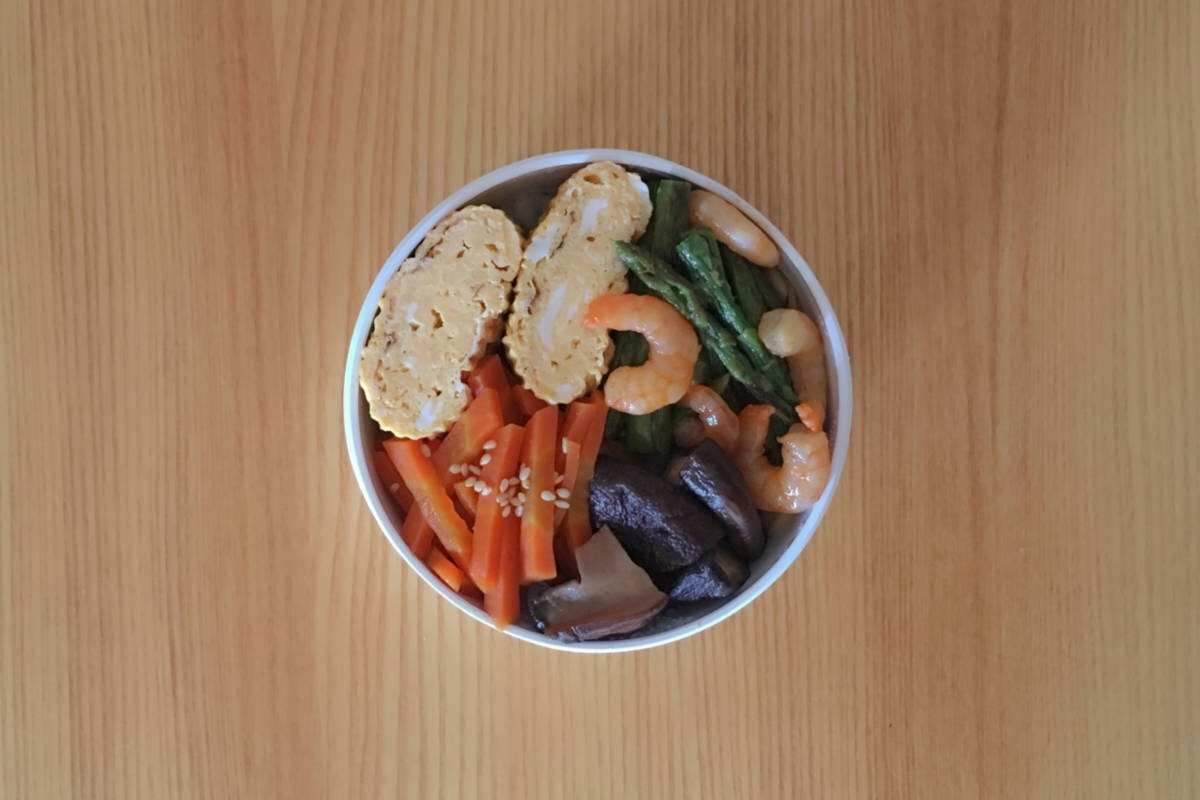 冷凍野菜を取り入れて、お弁当をかんたん・楽しく。