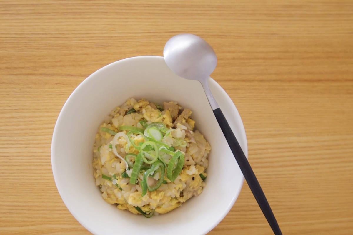 イッタラの15センチボウルは丼と茶碗の中間。あらゆるメニューにマッチします