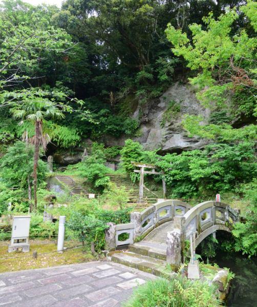 鹿児島の寺院跡