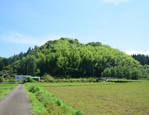 鹿児島の城跡