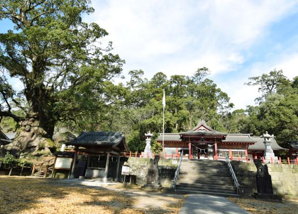 鹿児島の神社