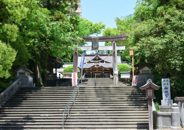 宮崎の神社