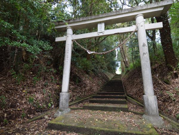 宮崎の城跡