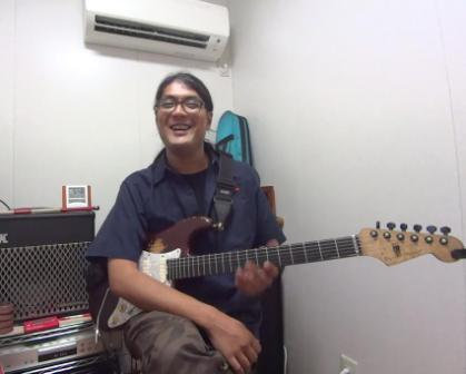 ギターレッスン教室 神戸・大阪
