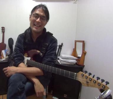 ギターレッスン教室 神戸・大阪 スライド奏法について