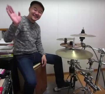 カホンレッスン教室 神戸・大阪 ヘビーローテーション 叩き方