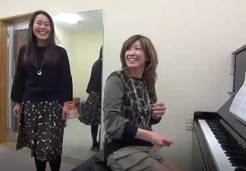 ピアノレッスン教室 神戸灘区 O sole mio ピアノ演奏、ピアノ伴奏 演奏動画