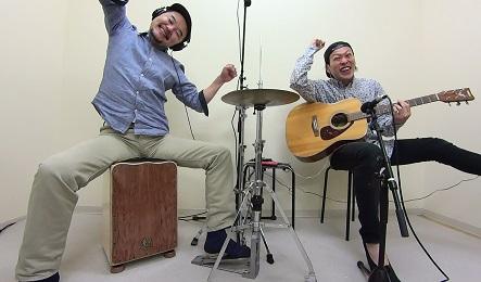 カホンレッスン教室 神戸・大阪 カホンソロ演奏、カホン叩き方