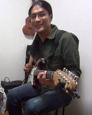 ギターレッスン教室 神戸・大阪 初心者の方のためのギター弾き方講座 音色ドライブ編