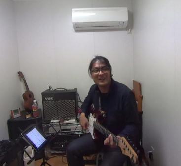 ギターレッスン教室 神戸・大阪 デモ演奏 ロックアプローチ