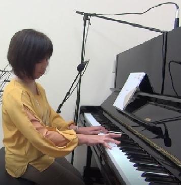 ピアノレッスン教室 神戸・灘区 ブルグミュラー 牧歌演奏