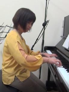 ピアノ個人レッスン教室 神戸・灘区 ブルグミュラー 無邪気演奏