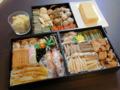[日常(食事)]20111231 お節料理