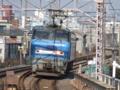 EF200城東貨物線試運転@鴫野