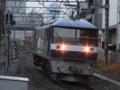 EF200試運転@放出