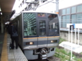207系 快速放出行き@京橋