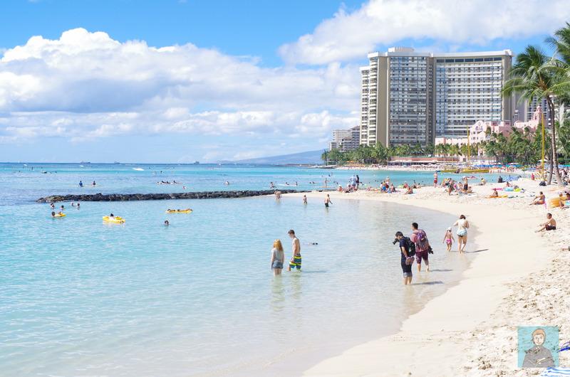 ハワイビーチ-4578