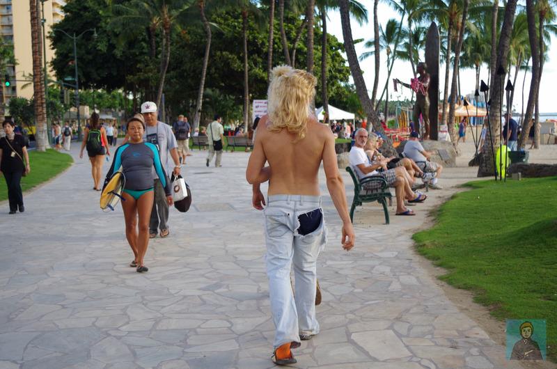 ハワイビーチ-4398