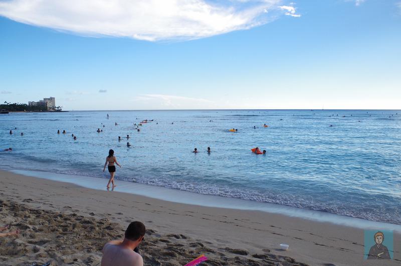 ハワイビーチ-4360