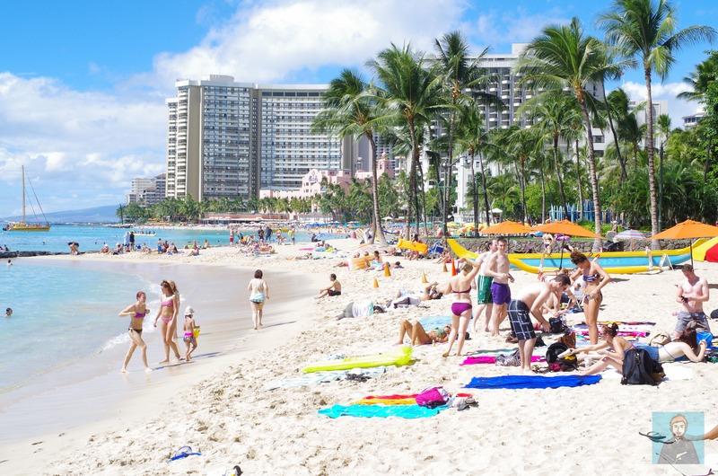 ハワイビーチ-4571