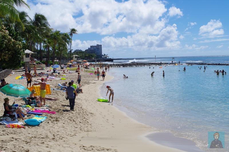 ハワイビーチ-4575