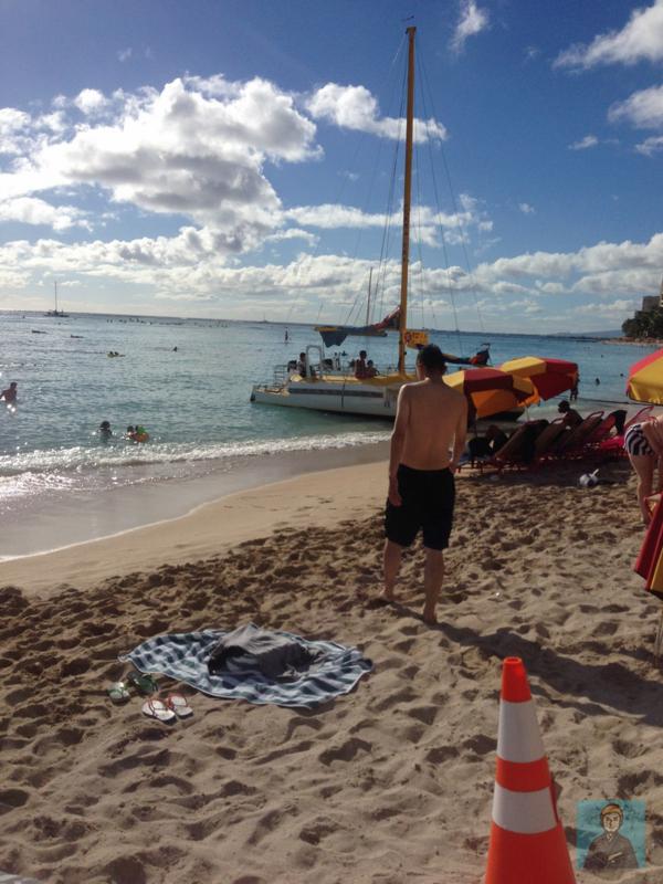 ハワイビーチ-1158
