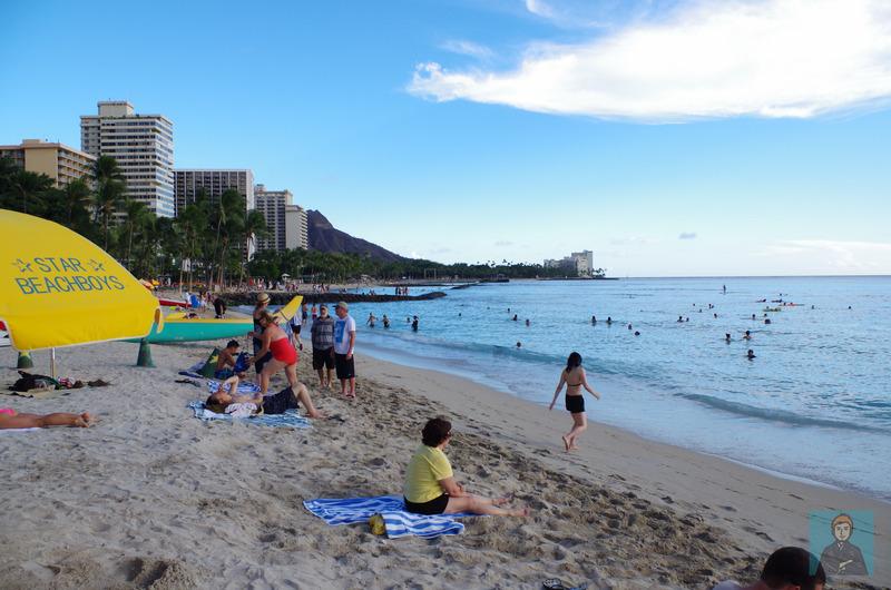 ハワイビーチ-4358