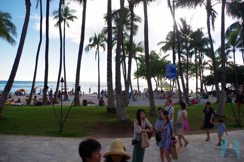 ハワイビーチ-4401