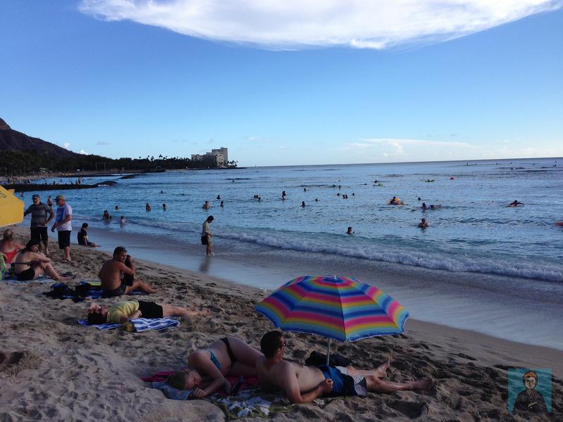 ハワイビーチ-0997
