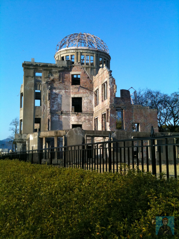 広島原爆ドーム-092