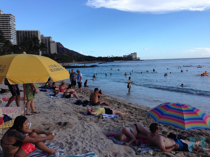 ハワイビーチ-0996