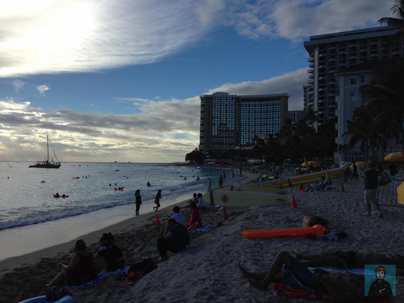 ハワイビーチ-0995